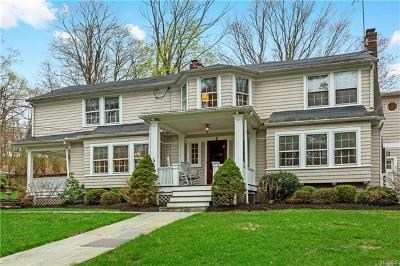 Briarcliff Manor Single Family Home For Sale: 6 Tulip Road