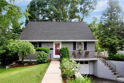 Croton-On-Hudson Single Family Home For Sale: 1 Wayne Street