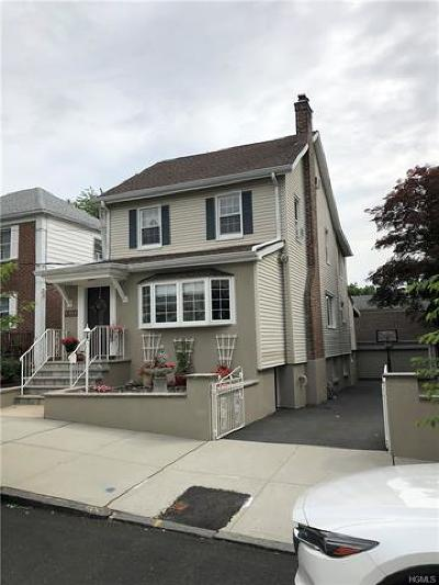 Yonkers Multi Family 2-4 For Sale: 302 Hayward Street