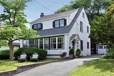 Irvington Single Family Home For Sale: 31 Maple Street