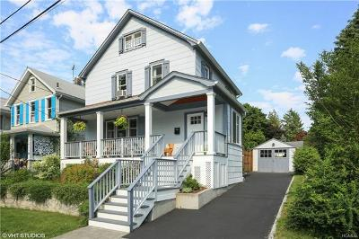 Tarrytown Single Family Home For Sale: 88 Sunnyside Avenue