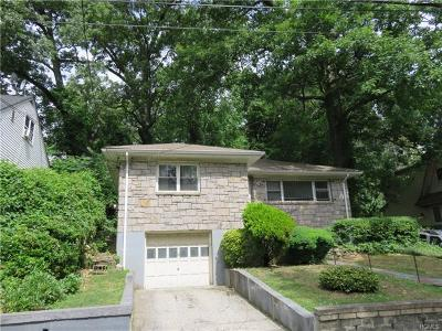 Yonkers Single Family Home For Sale: 31 Rumsey Road
