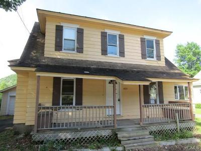 Single Family Home For Sale: 1927 Old Route 17