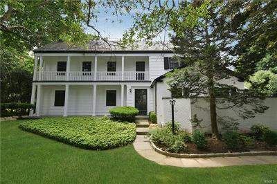 Scarsdale Single Family Home For Sale: 92 Popham Road