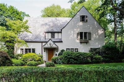 Scarsdale NY Single Family Home For Sale: $1,625,000
