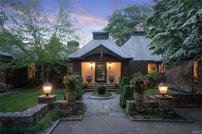 Pound Ridge Single Family Home For Sale: 108 High Ridge Road