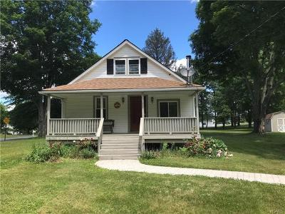 Montgomery Single Family Home For Sale: 1628 State Route 17k
