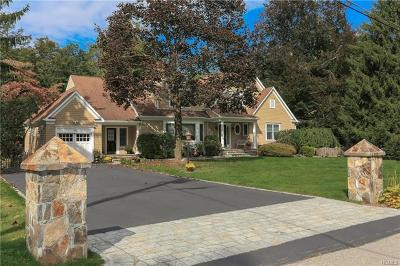 Chappaqua Single Family Home For Sale: 38 Aldridge Road