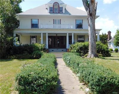 Port Chester Single Family Home For Sale: 62 Leicester Street