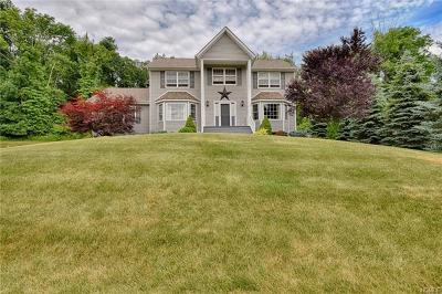 Chester Single Family Home For Sale: 124 Creamery Pond Road