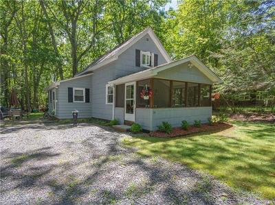 Wurtsboro Single Family Home For Sale: 34 Wolf Pond Road