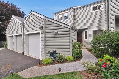 Ossining Condo/Townhouse For Sale: 272 Horseshoe Circle #B