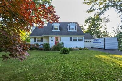 Nanuet Single Family Home For Sale: 179 Grandview Avenue