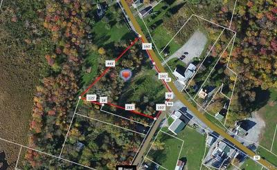Residential Lots & Land For Sale: 3357 State Route 52