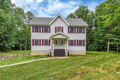 Middletown Single Family Home For Sale: 96 Shawangunk Road