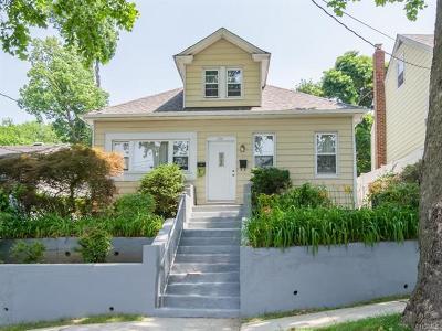 Yonkers Single Family Home For Sale: 104 Belknap Avenue