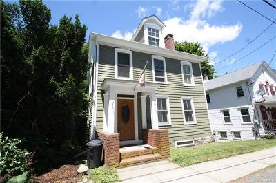 Montgomery Single Family Home For Sale: 60 Union Street