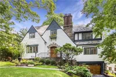 New Rochelle Single Family Home For Sale: 9 Normandy Lane