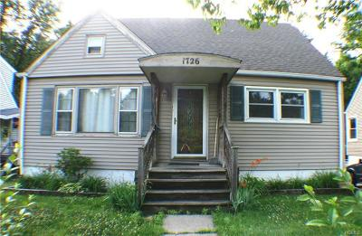 Peekskill Single Family Home For Sale: 1726 Westchester Avenue