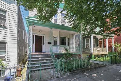 Multi Family 2-4 For Sale: 1716 Garfield Street