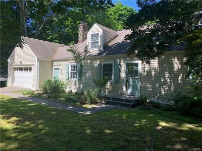 Chappaqua Single Family Home For Sale: 35 Florence Drive