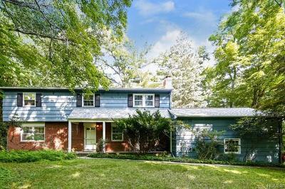 Single Family Home For Sale: 1021 Hardscrabble Road