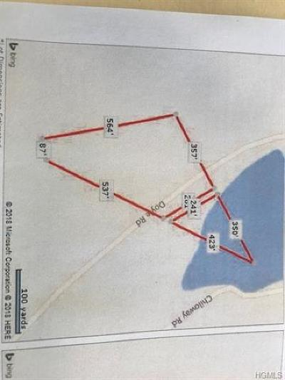 Delaware County Residential Lots & Land For Sale: Doyle Road