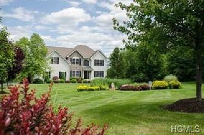 Wappingers Falls Single Family Home For Sale: 19 Hillcrest Court