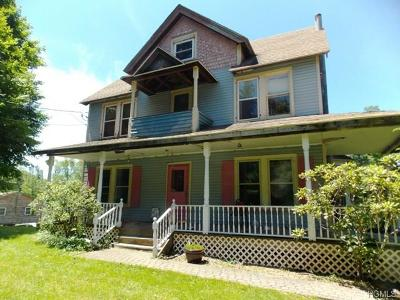 Ferndale NY Single Family Home Sold: $74,900