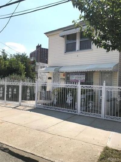 Bronx NY Multi Family 2-4 For Sale: $1,450,000