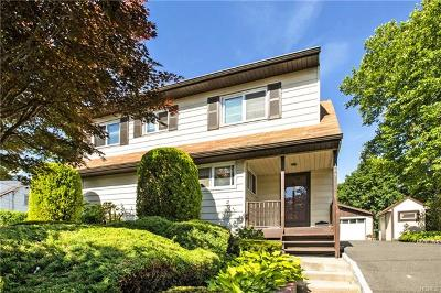 Yonkers Single Family Home For Sale: 184 Mountaindale Road