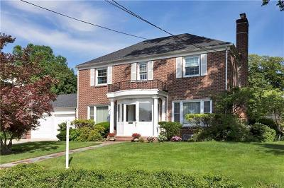 Yonkers Single Family Home For Sale: 358 Kneeland Avenue