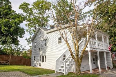 Dobbs Ferry Multi Family 2-4 For Sale: 17 English Lane