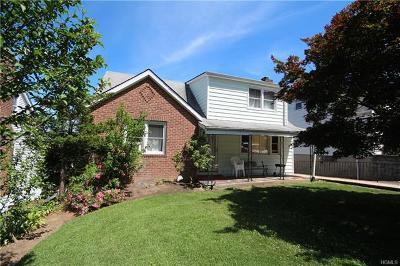 Yonkers Single Family Home For Sale: 80 Aka 82 Pomona Avenue