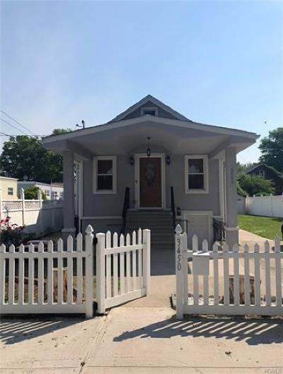 Bronx Single Family Home For Sale: 3450 Mc Owen Avenue