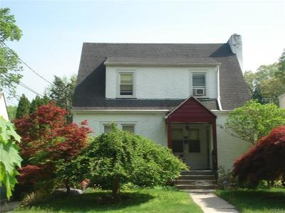 Mamaroneck Multi Family 2-4 For Sale: 507 Chestnut Avenue