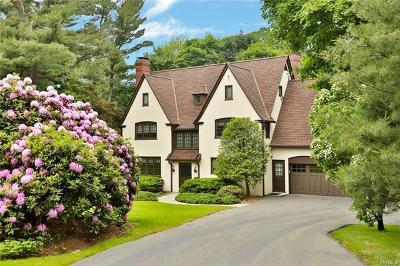 Ossining Single Family Home For Sale: 12 Noel Drive