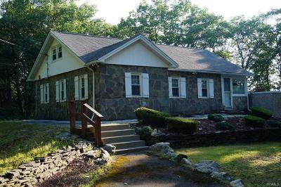 Wurtsboro Single Family Home For Sale: 17 East Nightingale Trail