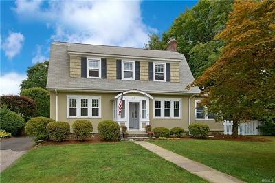 Port Chester Single Family Home For Sale: 61 Lafayette Drive