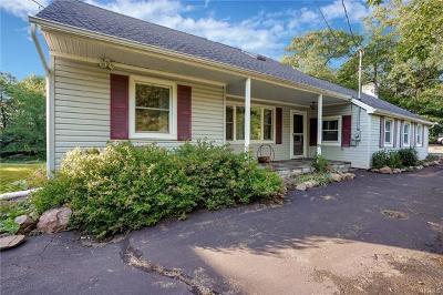 Monroe Single Family Home For Sale: 224 Mine Road