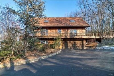 Mahopac Single Family Home For Sale: 290 Barrett Hill Road