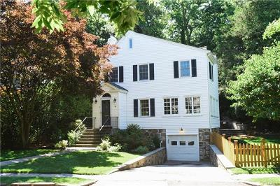 Larchmont Single Family Home For Sale: 5 Howard Street