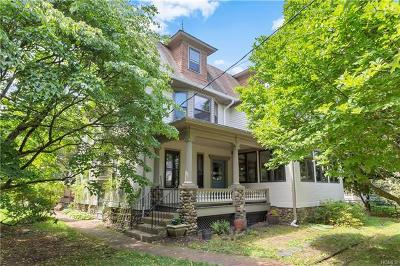 Dobbs Ferry Single Family Home For Sale: 42 Belden Avenue