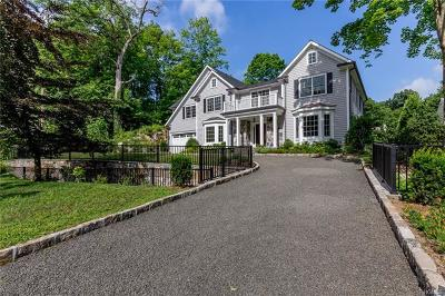 Scarsdale NY Single Family Home For Sale: $3,299,000