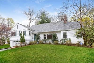 Scarsdale Single Family Home For Sale: 30 Henry Street