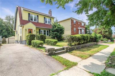 Yonkers Single Family Home For Sale: 78 Seminary Avenue