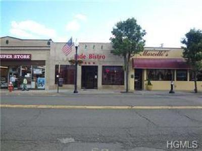 Rockland County Commercial For Sale: 25 Lafayette Avenue