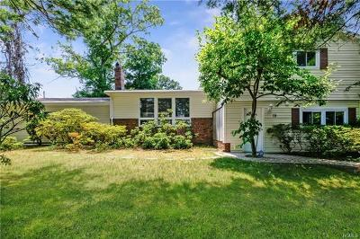 Scarsdale NY Single Family Home For Sale: $869,000