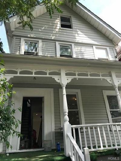 Mount Vernon Multi Family 2-4 For Sale: 17 South 8th Avenue