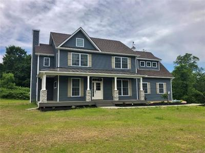 Slate Hill Single Family Home For Sale: 619 Ridgebury Road